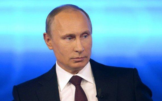 Путин подписал закон осписании долгов физлиц поналогам