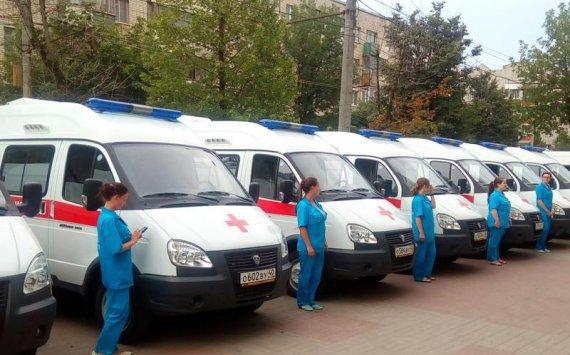 ВПодмосковье на100% обновили парк транспортных средств скорой помощи