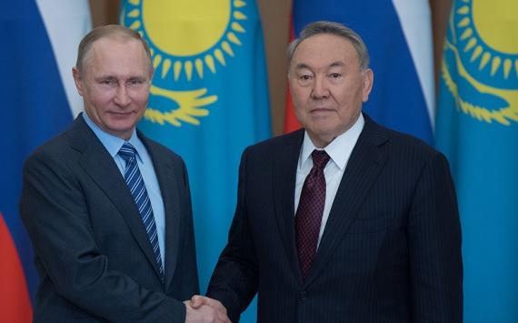 Осенью вОмск приедут Путин иНазарбаев