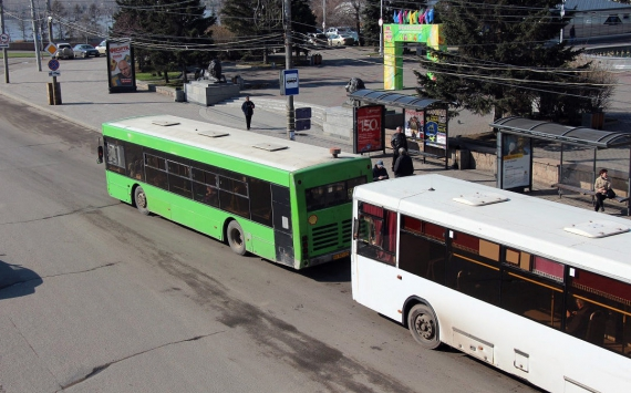 Направобережье Красноярска поменяется схема движения автобусов
