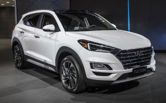 В Калининграде началась сборка обновлённого Hyundai Tucson
