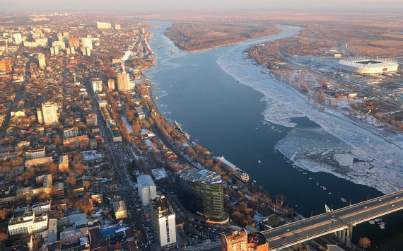 Василий Голубев раскритиковал качество реализации программы «Формирование комфортной городской среды» наДону