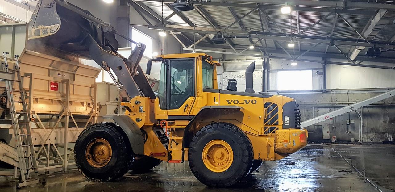 Компания Александра Удодова может производить более 30000 куб. м покровной почвы в год